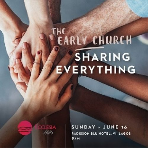 Ecclesia Hills Sharing Everything 02