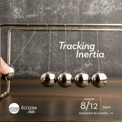 Tracking inertia