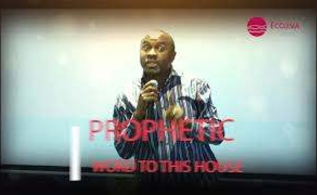 Pastor Chingtok Ishaku- Short video